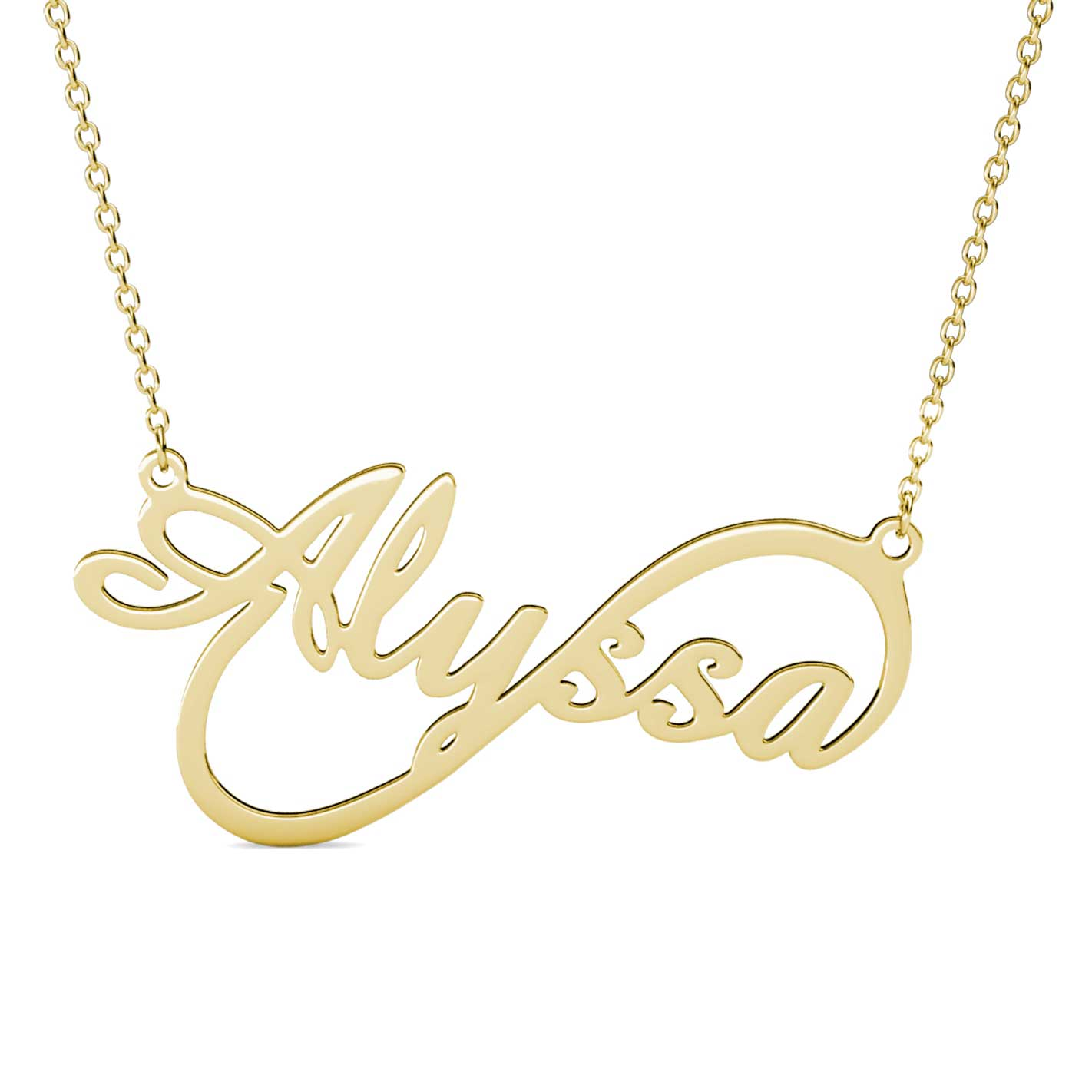 A Guide To Buying Custom Name Necklaces